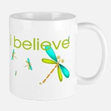 Dragonfly - I believe Small Small Mug