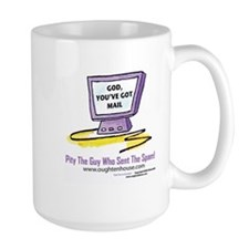God You've got mail Mug