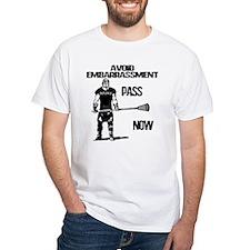 Lacrosse Defense Pass Shirt