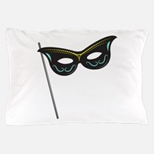 Hand Held Mask Pillow Case