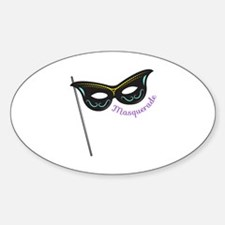 Masquerade Decal
