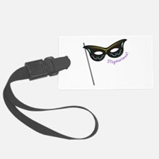 Mysterious! Luggage Tag