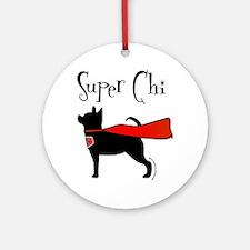 Super Chi Ornament (Round)