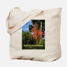 Dare To Be Different Trees Tote Bag