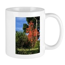 Dare To Be Different Trees Mugs