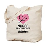 Nurse practitioner Canvas Totes