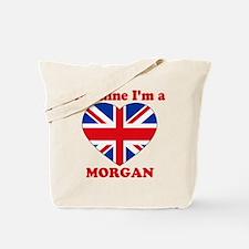 Morgan, Valentine's Day Tote Bag