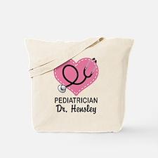 Pediatrician gift personalized Tote Bag