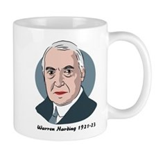 Warren Harding - Gift Mug
