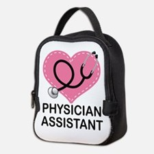 Physician Assistant gift Neoprene Lunch Bag