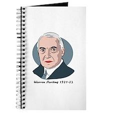 Warren Harding - Journal