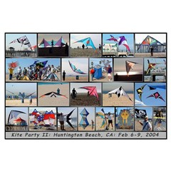 Kite Party 2 (Huntington Beach)