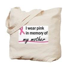 In Memory of my Mother Tote Bag