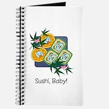Sushi Baby Journal