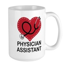 Physician Assistant Mugs