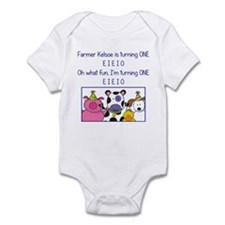 Customized for you!!! Infant Bodysuit