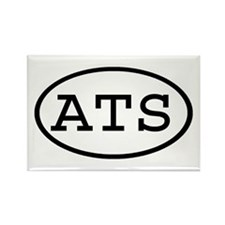 ATS Oval Rectangle Magnet