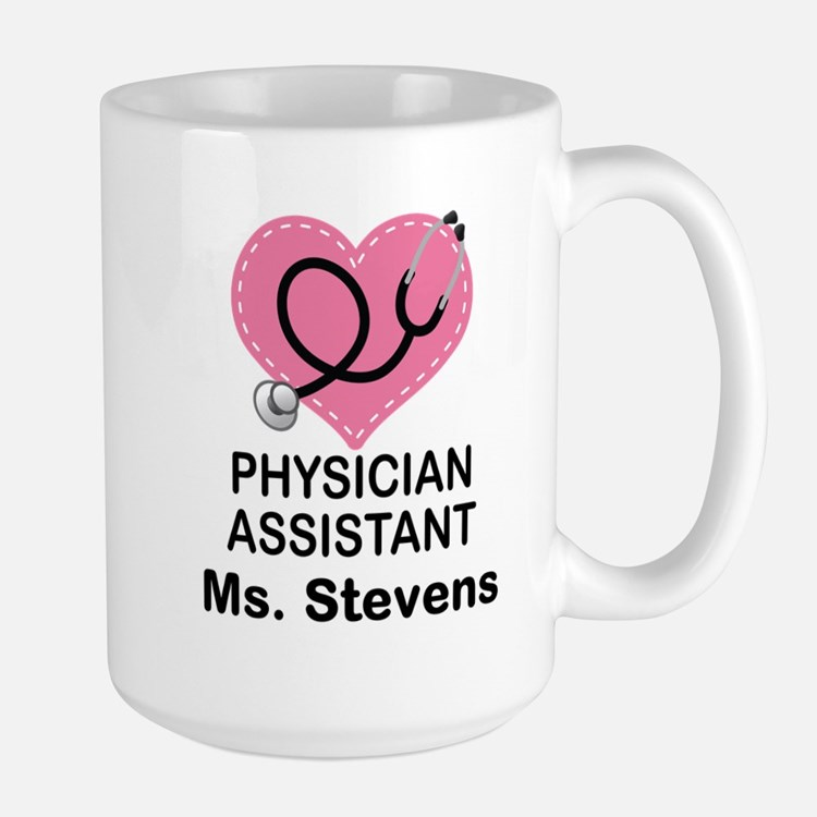 Physician Assistant personalized Mugs