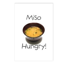 Miso Hungry Postcards (Package of 8)