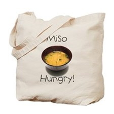 Miso Hungry Tote Bag