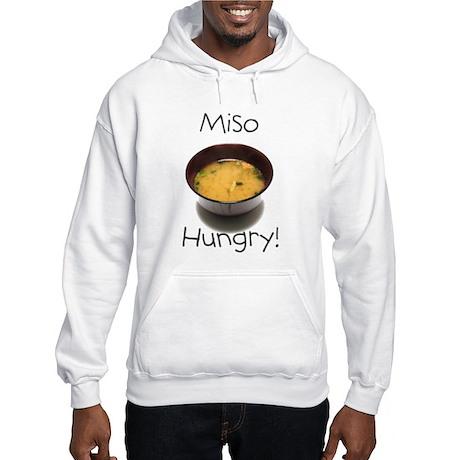 Miso Hungry Hooded Sweatshirt