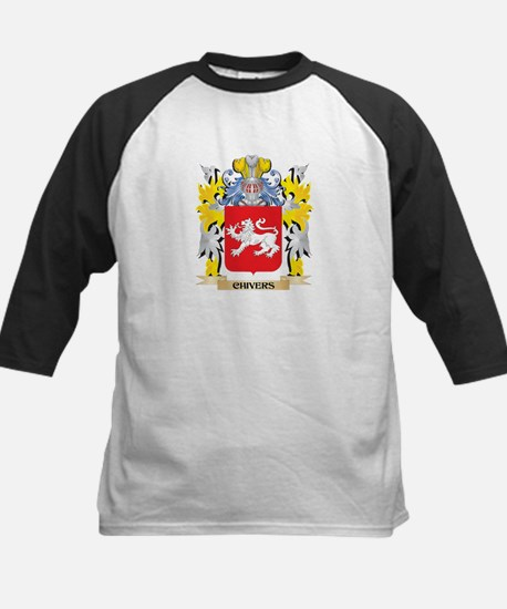 Chivers Coat of Arms - Family Cres Baseball Jersey