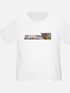 Scout Patch Collectors Facebook Group T-Shirt