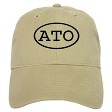 ATO Oval Baseball Cap