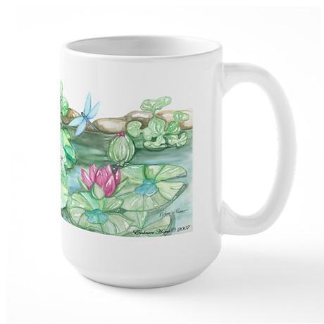 Did You Make This Wish Large Mug