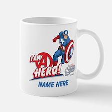Avengers Assemble Captain America Perso Mug