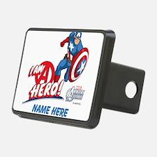Avengers Assemble Captain Hitch Cover