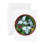 Trillium Circle Greeting Cards (Pk of 10)