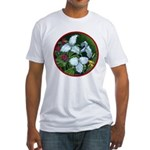 Trillium Circle Fitted T-Shirt