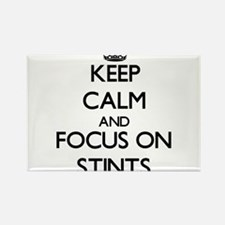 Keep Calm and focus on Stints Magnets