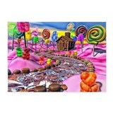 Candyland Area Rugs