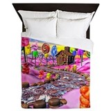 Candyland Luxe Full/Queen Duvet Cover