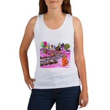 Pink Candyland Women's Tank Top