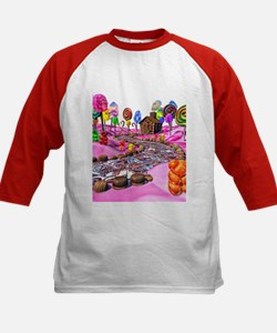 Pink Candyland Tee