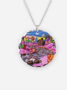 Pink Candyland Necklace