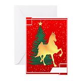 American saddlebred Greeting Cards (20 Pack)