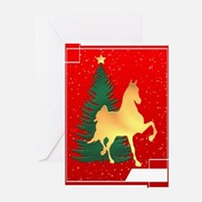 Unique American saddlebred Greeting Cards (Pk of 20)