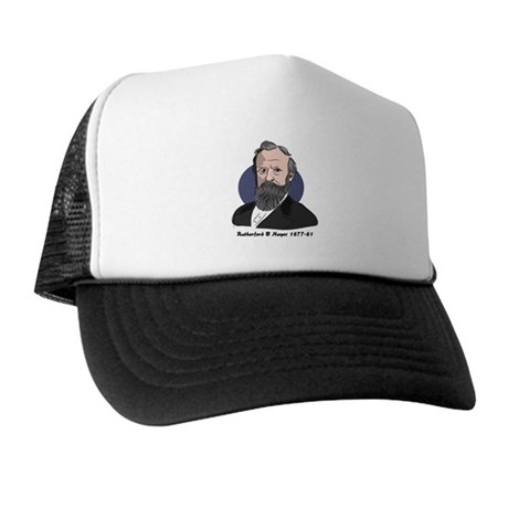 Rutherford B Hayes - Trucker Hat