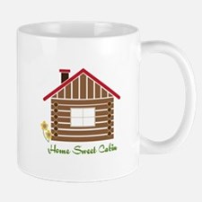 Home Sweet Cabin Mugs