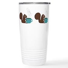 Funny Squirrel lover Travel Mug
