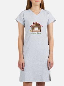 Cabin Fever Women's Nightshirt