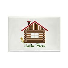 Cabin Fever Magnets