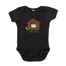 Cabin Fever Baby Bodysuit