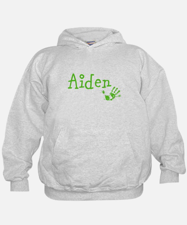 Personalized Name Hoodie