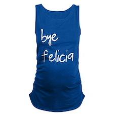 Bye Felicia Maternity Tank Top