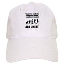 Evolutionary Success Baseball Cap